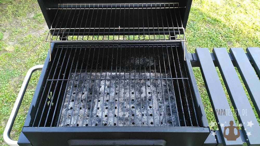 Tepro Toronto Holzkohlegrill Click Test : Tepro toronto test: papa testet den holzkohlegrill ツ papatestet