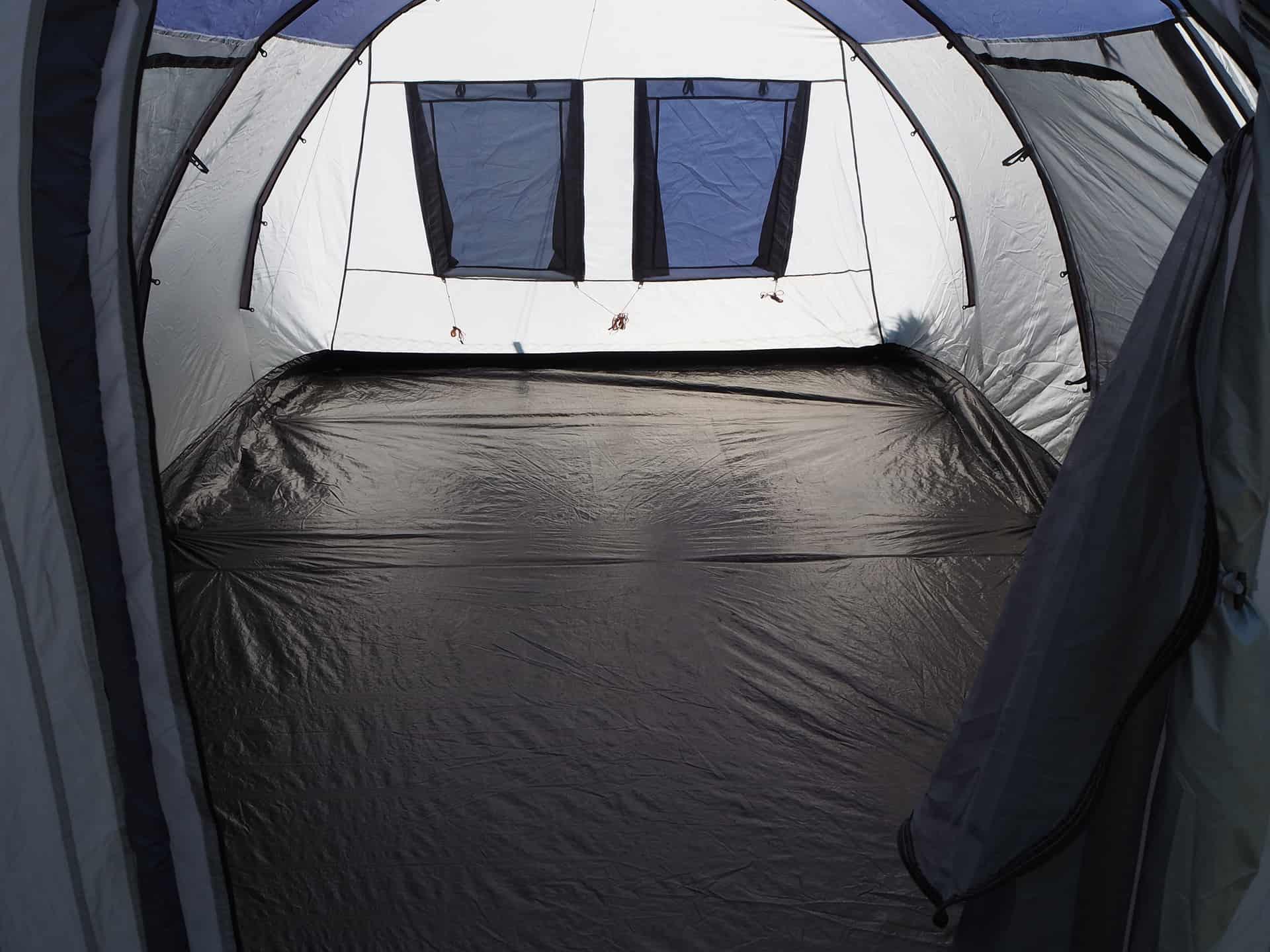 Das CampFeuer Tunnelzelt ohne Schlafkabine