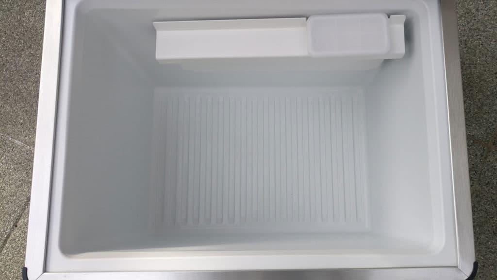 Wie viel passt in einen Camping-Kühlschrank rein