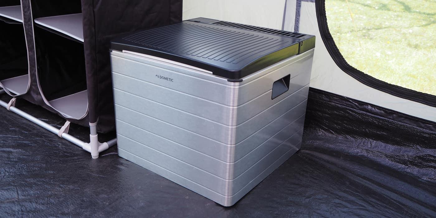 Der Dometic CombiCool RC 2200 EGP Campingkühlschrank im Test