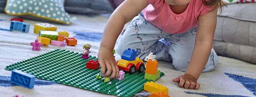 Duplo Lego Bauplatte kompatible Platten