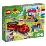 Das Duplo Dampfeisenbahn-Set