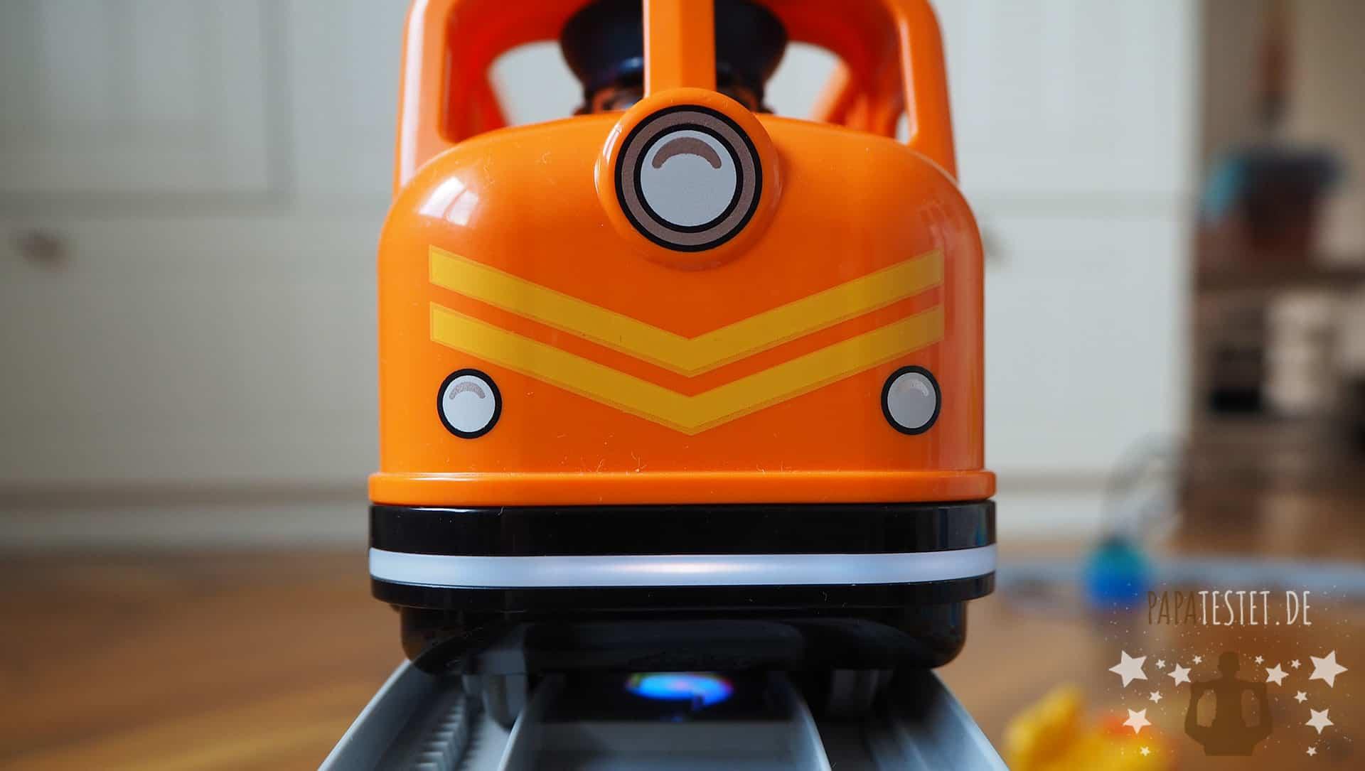 Der Duplo Zug mit LED-Licht