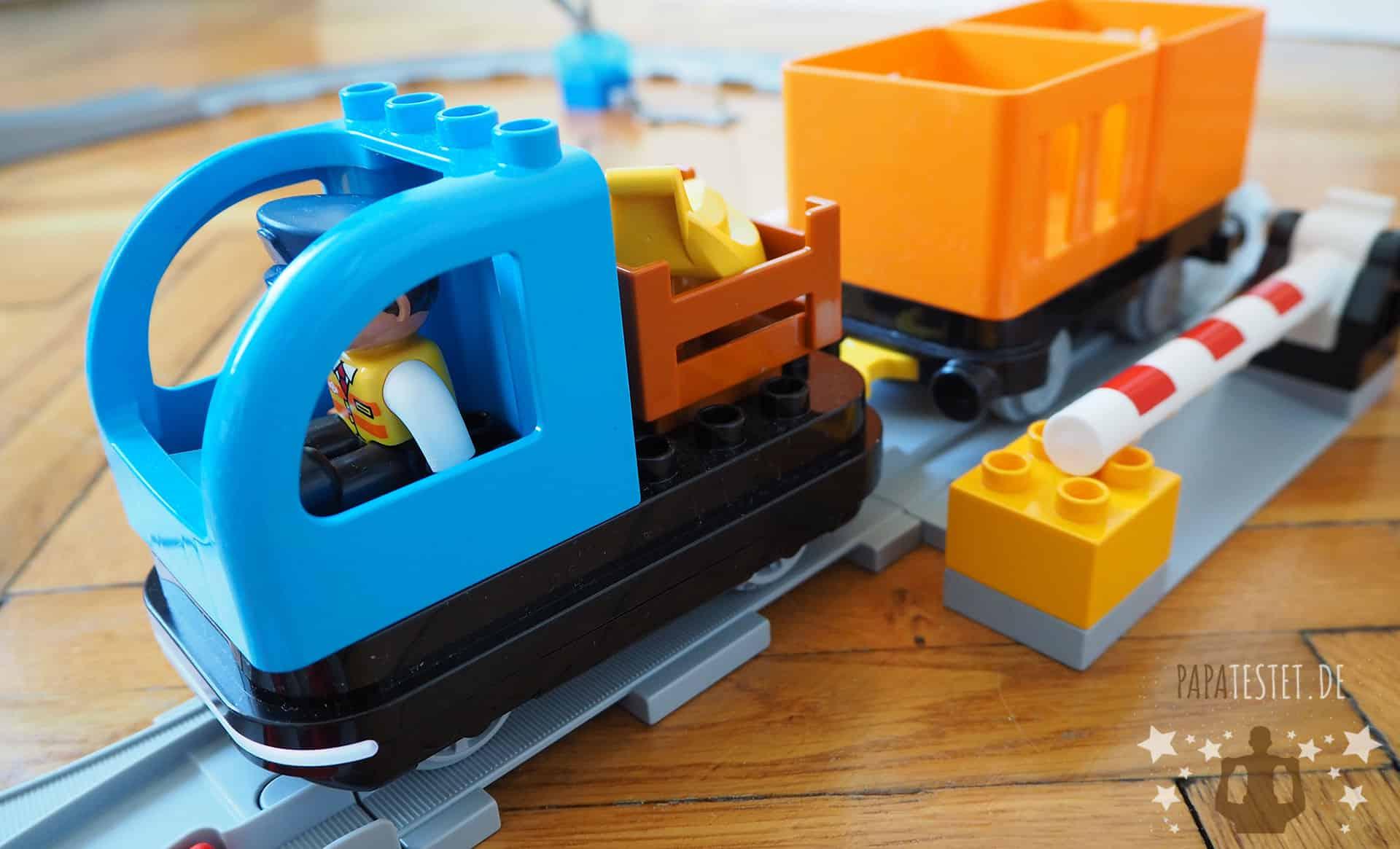 Alternativer Duplo-Zug mit Führerhaus