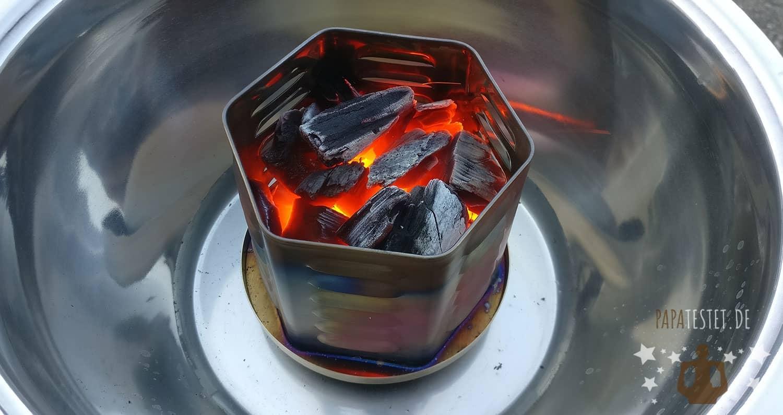 Rauchfreier Holzkohlegrill Lidl : Florabest grill im test holzkohlegrill mit aktivbelüftung von