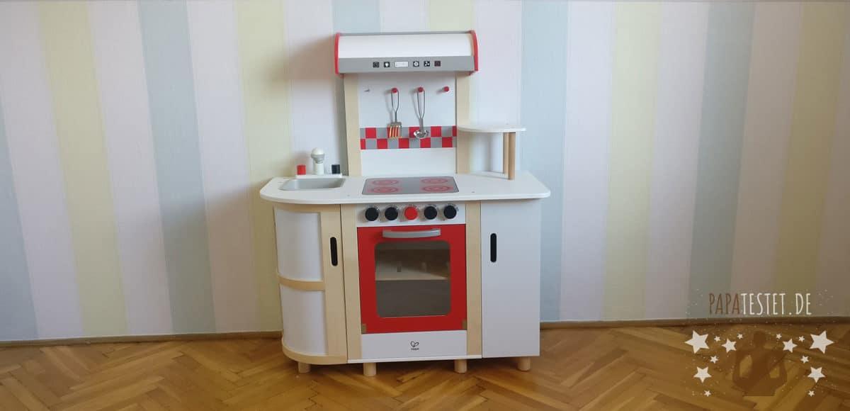 Die Hape Küchentraum Kinderküche im Test