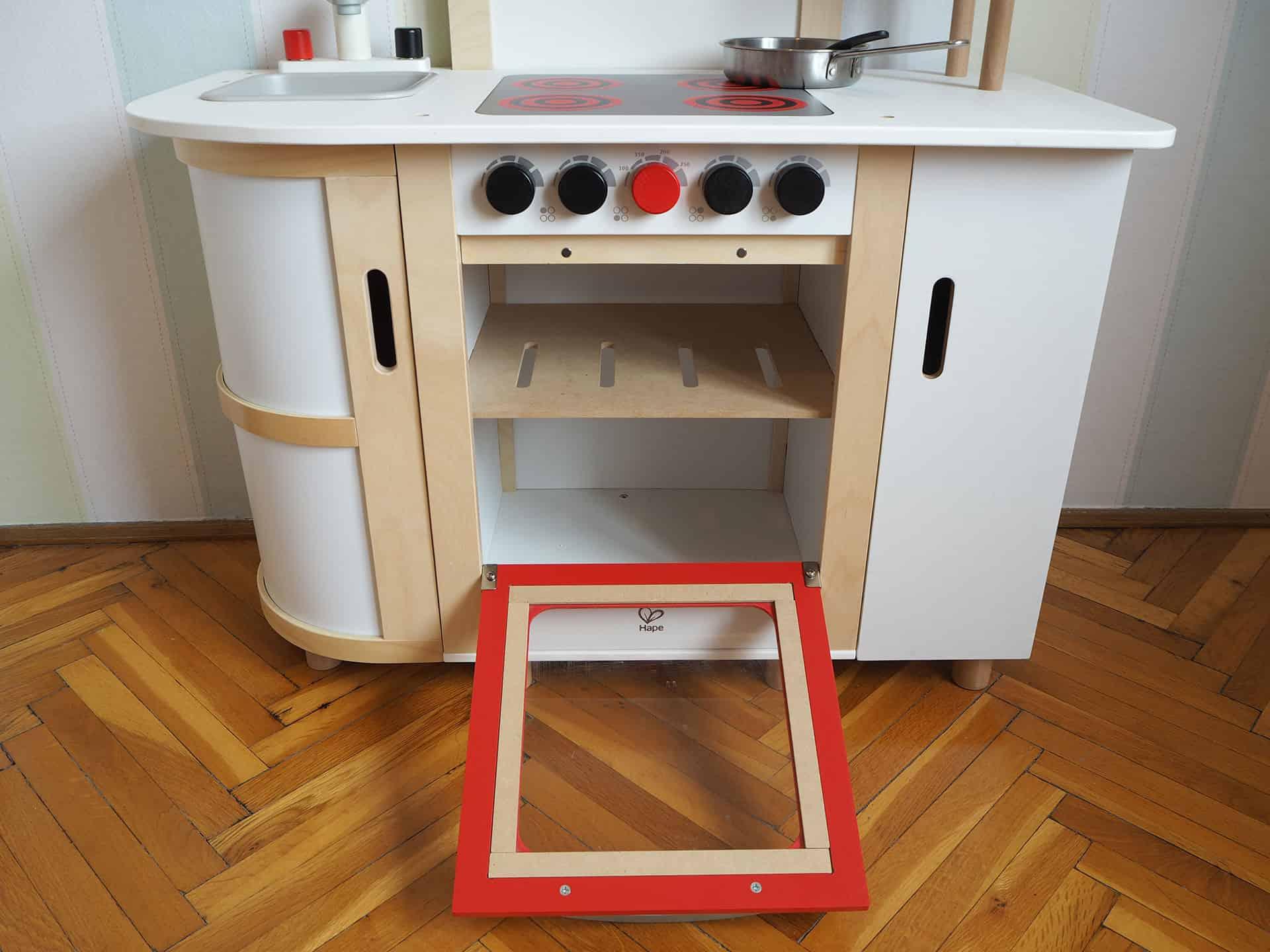 Der Backofen der Hape Küchentraum Küche