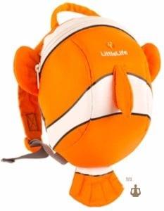 LittleLife Rucksack Nemo