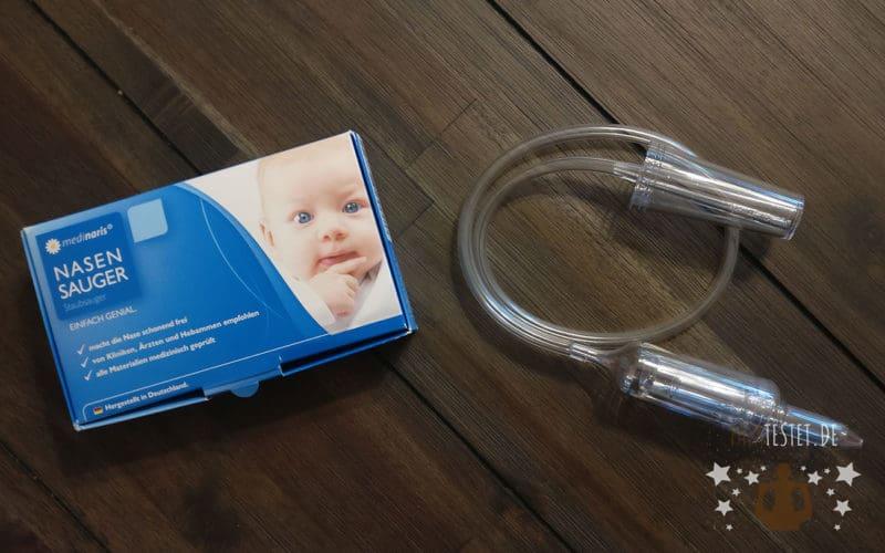 Der Medinaris Sauger im Nasensauger Test