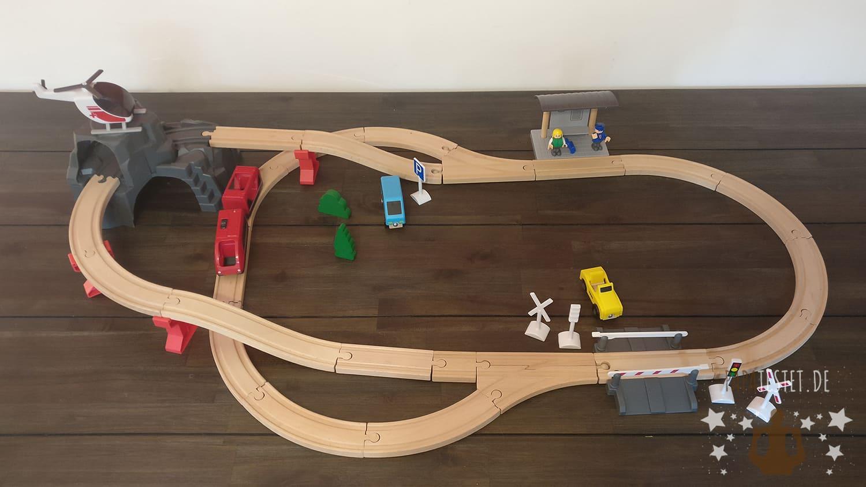 Aldi Holzkohlegrill Ikea : Playland die holzeisenbahn von aldi ツ papatestet