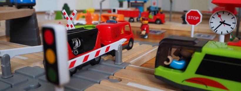 Zubehör für die PlayTive Junior Eisenbahn