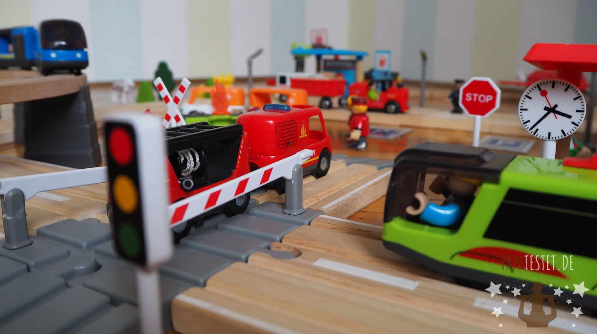Zubehör für die PlayTive Junior Eisenbahn | ツ PapaTestet