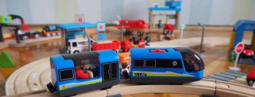 Die Eisenbahn von PlayTive Junior (Lidl)